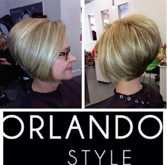 Short Haircut Ideas for Women Over 40 - 50