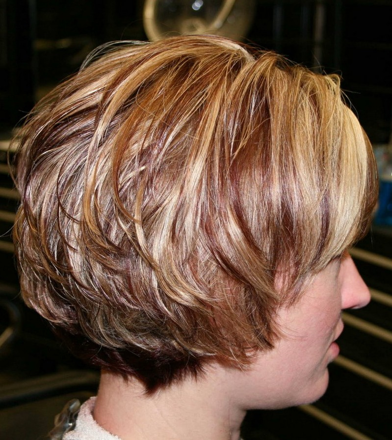 Fabulous Bob Haircuts: Women Short Haircut Ideas