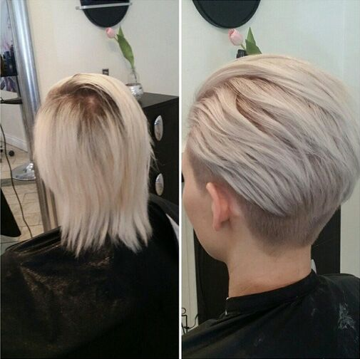 Short Layered Haircut For Fine Hair