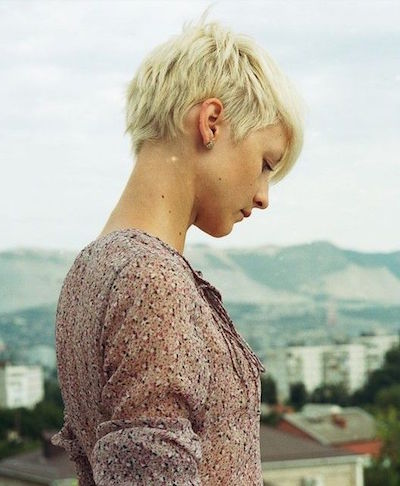 Short and Bleached