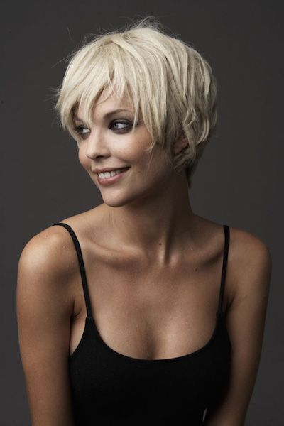Super Short Pixie