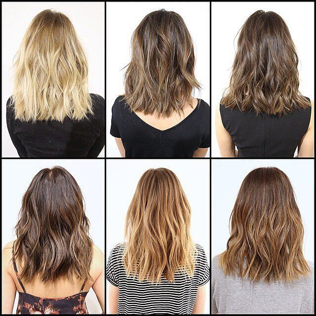 15 Pretty Hairstyles for Medium Length Hair - PoPular Haircuts