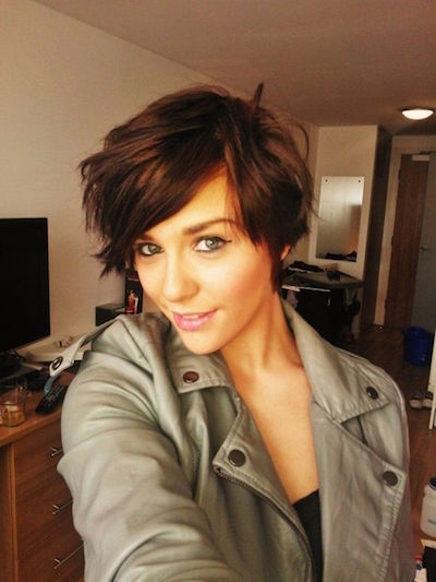 20 Chic Short And Messy Hairstyles You Have To Try Popular Haircuts