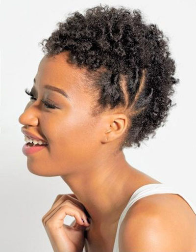 20 Fabulous Short And Curly Hairstyles For Black Women Popular