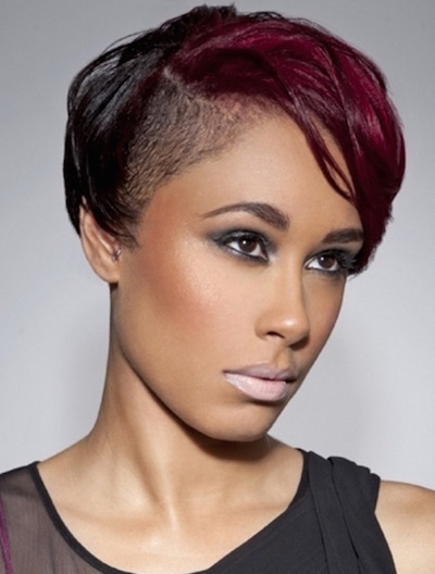 20 Hot And Stylish Short Hairstyles For African American Women