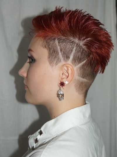 20 Dazzling Red Hairstyles Popular Haircuts