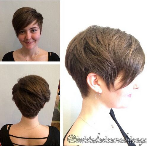 20 Naturally Beautiful Hairstyles for Short Hair PoPular