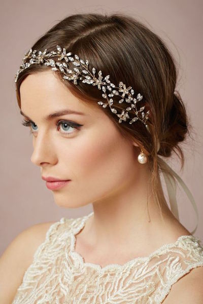 20 Stunning Wedding Hairstyles For Short Hair Popular Haircuts