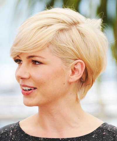 Naturally Swept Pixie