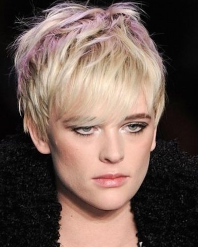 Outstanding 20 Short And Choppy Hairstyles For Edgy Women Popular Haircuts Hairstyles For Men Maxibearus