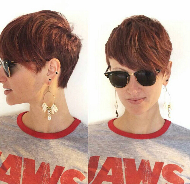 Easy Short Pixie Cut - Everyday Hairstyle Ideas