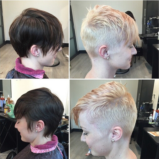 Great Short Pixie Haircuts for Fine Hair