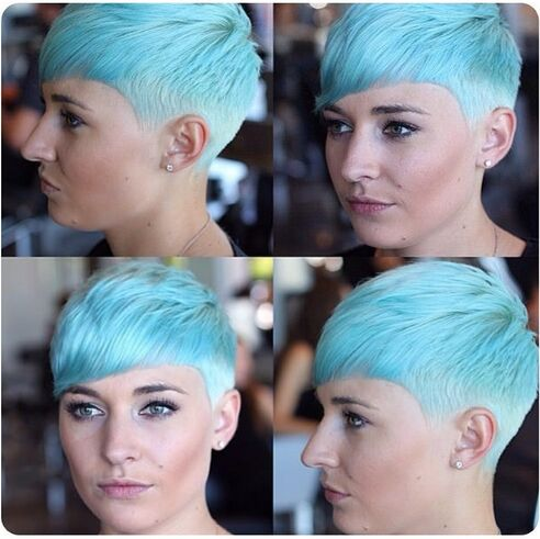 Shaved Pixie Haircuts - Short Hairstyle Designs 2015 - 2016