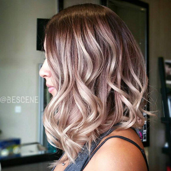 22 Bright Bob Hairstyles With Bangs Style Texture Colour In