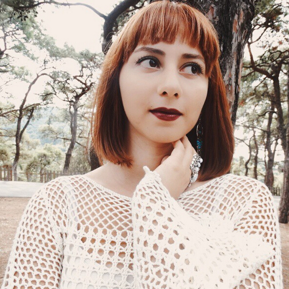 Cute Bob Hairstyles with Bangs –Style, Texture & Colourin Perfect Harmony!