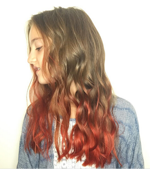 Brown Hair& Red Hair Colour Ideas