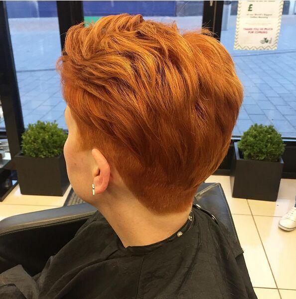 Chic Layered Short Haircut - Women Short Hairstyle Ideas 2016