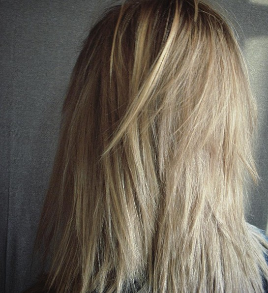 Choppy and Edgy Hairstyle Ideas for Medium Hair