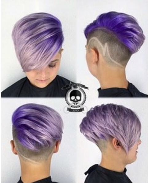 Fancy an Undercut Hairstyle for Short Hair