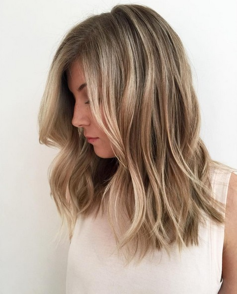 Layered Medium Length Hairstyles