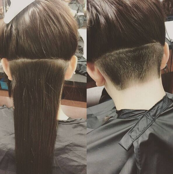 Long Haircut Designs 2016