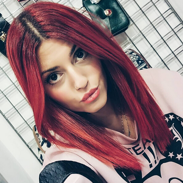 Fantastic 26 Stunning New Red Hair Colour Ideas Popular Haircuts Short Hairstyles For Black Women Fulllsitofus