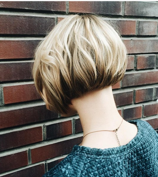 Ombre, Short Bob Haircut