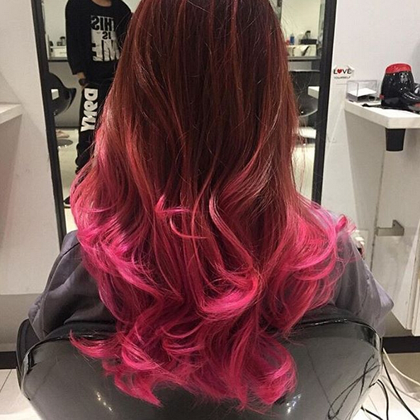 Stunning New Red Hair Colour Ideas