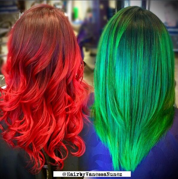 Stylish Medium Hairstyle Ideas