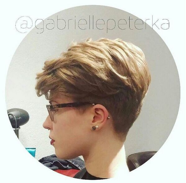Stylish Office Hairstyles for Short Hair - Easy Everyday Haircut 2016