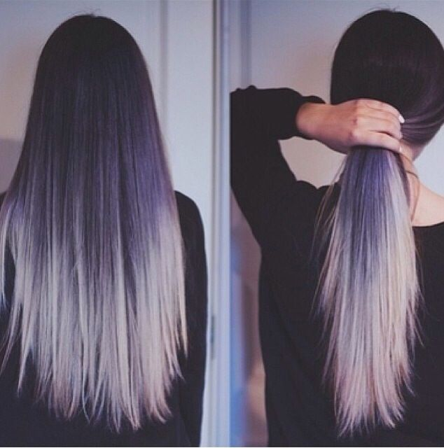 Excellent 10 Two Tone Hair Colour Ideas To 39Dye For39 Popular Haircuts Hairstyle Inspiration Daily Dogsangcom