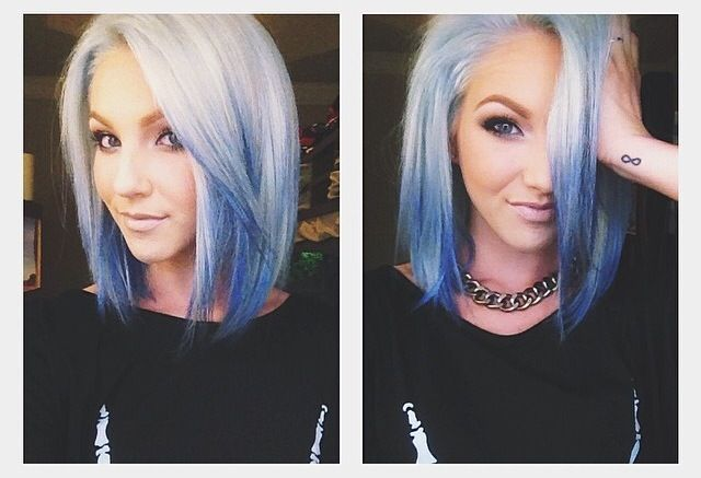 10 Two Tone Hair Colour Ideas to 'Dye For' PoPular Haircuts