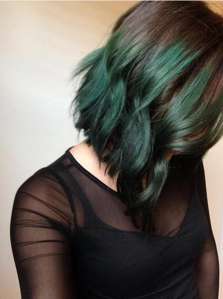 Angled Bob Haircut - Short Hair Styles for Girls