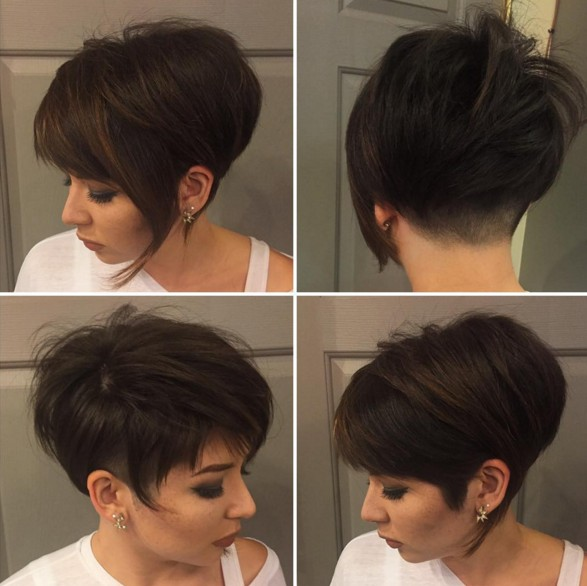 30 Stylish Short Hairstyles For Girls And Women Curly
