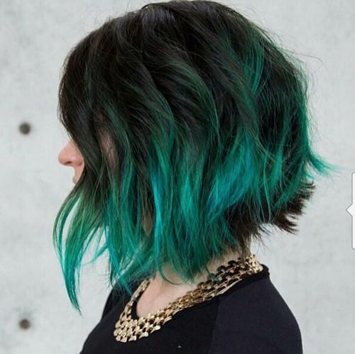 Balayage Bob Hair Style