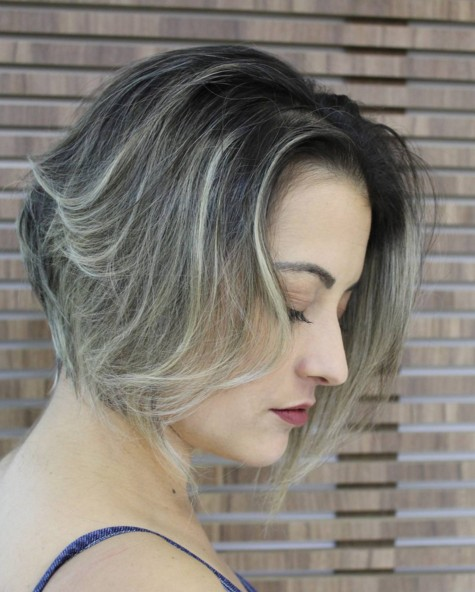 Beautiful and Classy Graduated Bob Haircuts