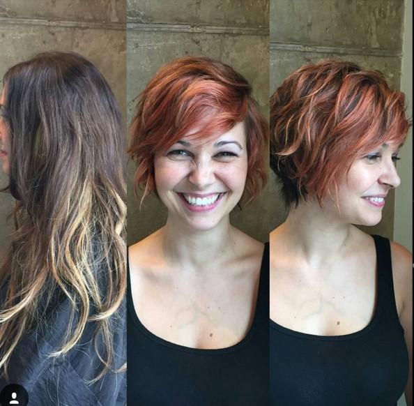 Best Short Haircut for Women and Girls