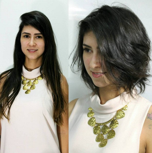 Casual Short Hairstyle - Women Hairstyle Ideas
