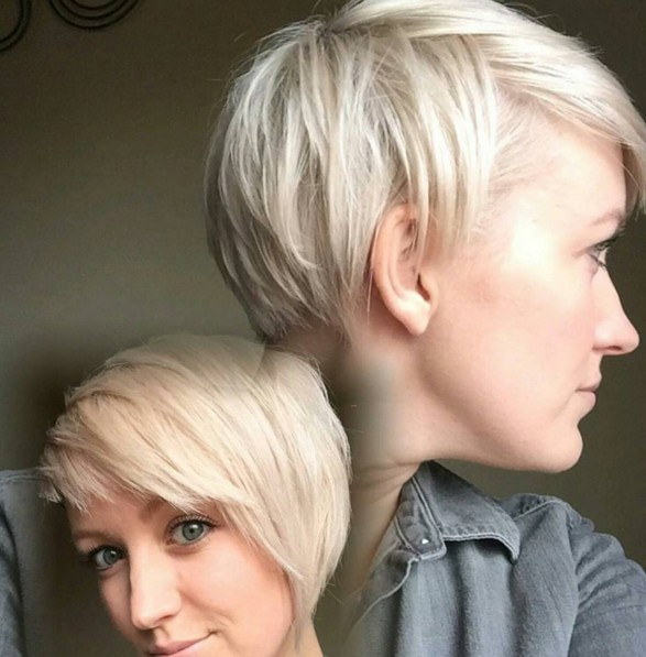 Cute Short Hair - Short Hairstyle for Girls 2016