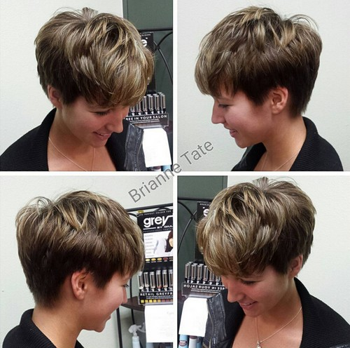 22 Trendy Short Haircut Ideas For 2019 Straight Curly Hair