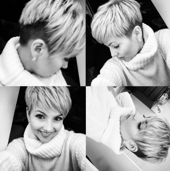 16 fabulous short hairstyles for girls and women of all ages popular haircuts. Black Bedroom Furniture Sets. Home Design Ideas