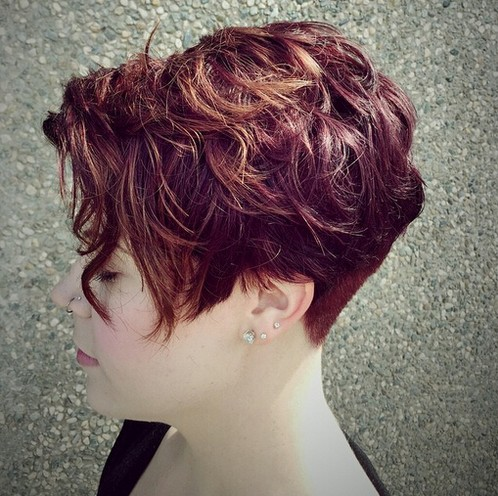 Astounding Top 18 Short Hairstyle Ideas Popular Haircuts Hairstyle Inspiration Daily Dogsangcom