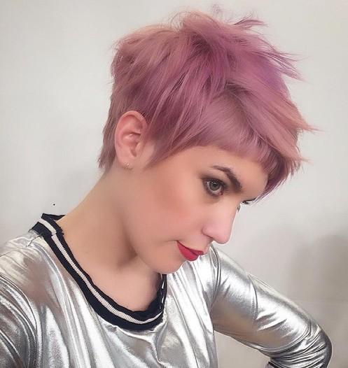 Messy, Spiky Pixie Hair Cuts – Cute Short Haircut 2016
