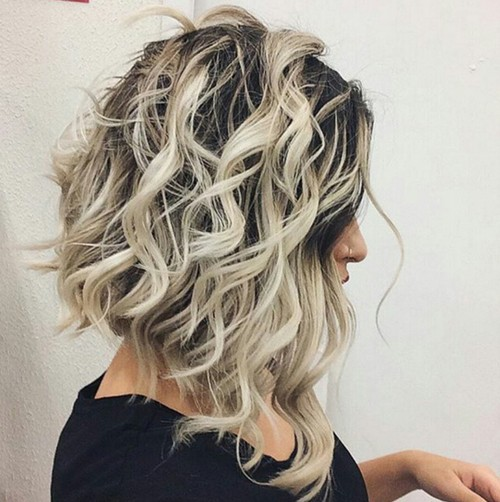 15 Edgy New Hairstyles For Medium Hair Popular Haircuts