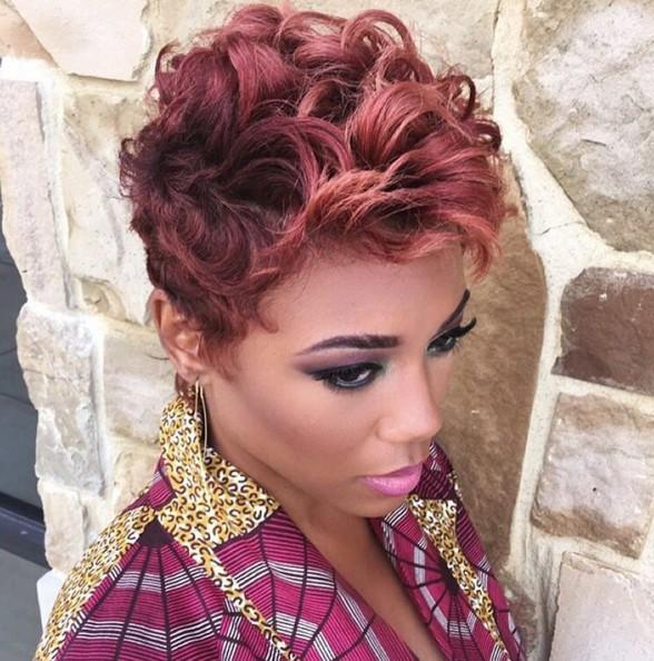 20 Trend-setting Hair Style Ideas For Black Women& Girls