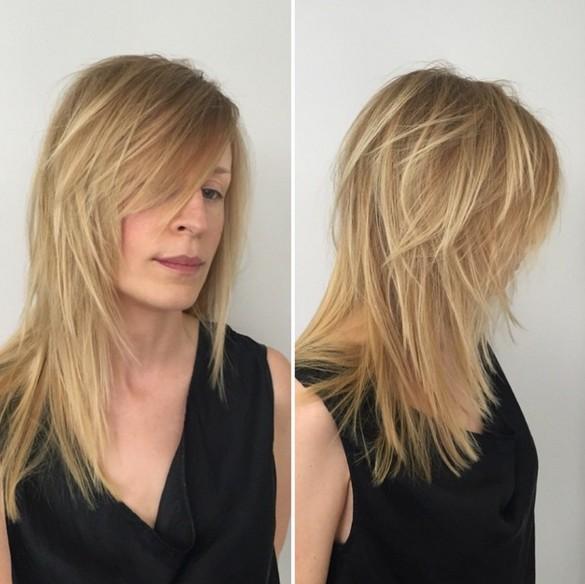 Shag Haircut for Long Hair