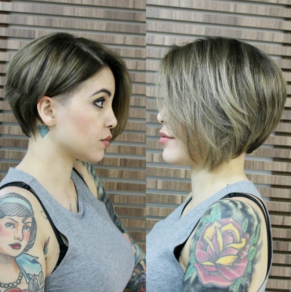 Miraculous 16 Fabulous Short Hairstyles For Girls And Women Of All Ages Hairstyle Inspiration Daily Dogsangcom