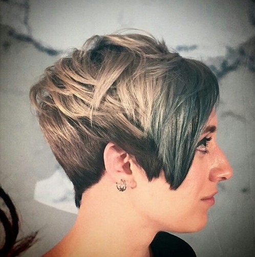 Short Hairstyles for Thick Hair 2016