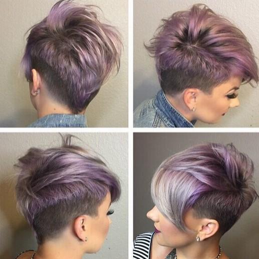 Strange 22 Trendy Short Haircut Ideas For 2016 Straight Curly Hair Short Hairstyles For Black Women Fulllsitofus