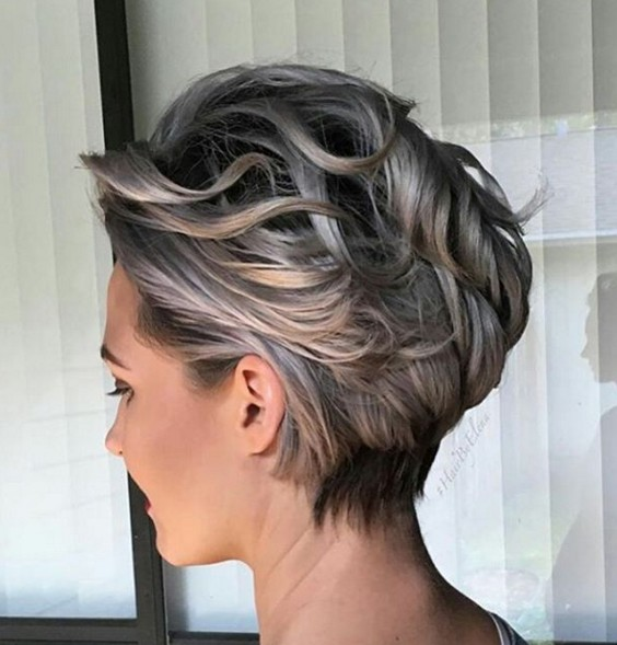 Stylish Short Haircut Ideas